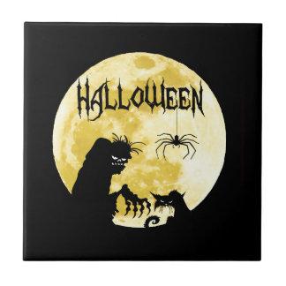 Carreau Halloween