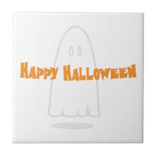 Carreau Halloween heureux