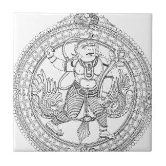 Carreau Hanuman