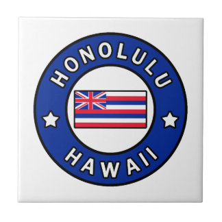 Carreau Honolulu Hawaï
