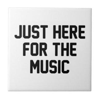 Carreau Ici pour la musique