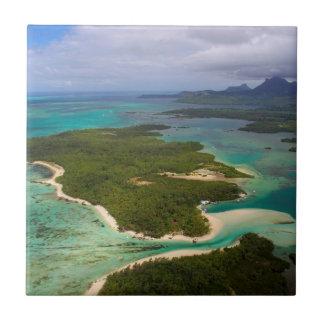 Carreau Ile Cerfs aux., Îles Maurice