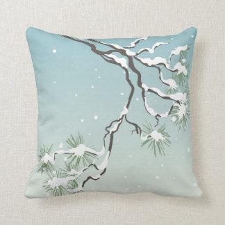 Carreau japonais de pin de Milou Coussins Carrés