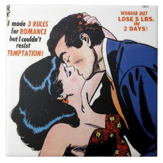 Carreau Journal intime #33 d'amour