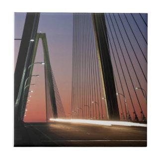 Carreau La Caroline du Sud, pont de Jr. d'Arthur Ravenel