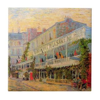Carreau La Sirene, Asnieres, beaux-arts de restaurant de