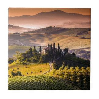 Carreau La Toscane
