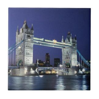 Carreau L'Angleterre, Londres, pont 3 de tour