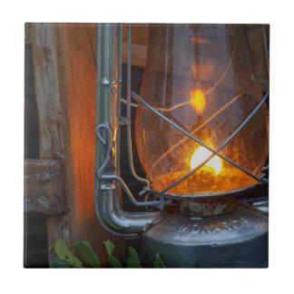 Carreau Lanterne au camp de plaines, parc national de