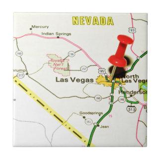 Carreau Las Vegas, Nevada