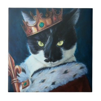 Carreau Le Roi royal Ted de Kitty
