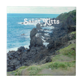Carreau Le saint Kitts marchent