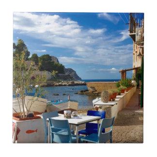 Carreau Le village de pêche sicilien