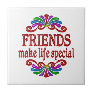 Carreau Les amis font le Special de la vie