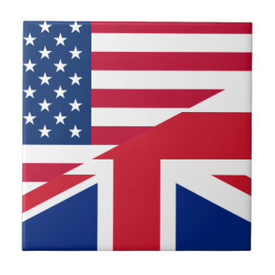 Carreau Les Etats Unis Britanniques