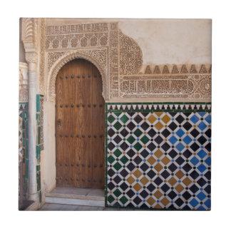 Carreau L'Europe, Espagne, Andalousie, Grenade, Alhambra