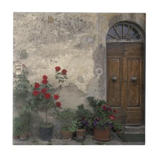 Carreau L'Europe, Italie, Toscane, Chianti, porte toscane