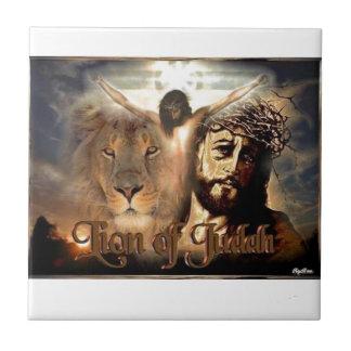 Carreau Lion de Judah