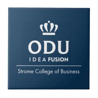 Carreau Logo empilé par ODU