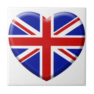 Carreau love drapeau Angleterre