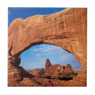 Carreau L'Utah, parc national de voûtes, voûte 2 de