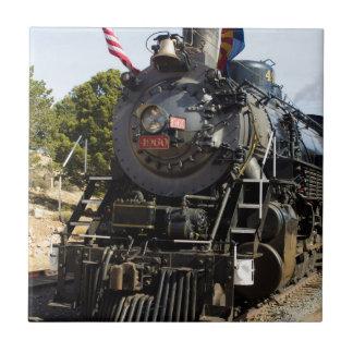 Carreau Machine à vapeur ferroviaire de canyon grand 4960
