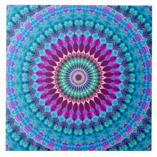 Carreau Mandala géométrique G382 de tuile