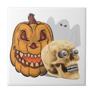 Carreau Mélange de Halloween