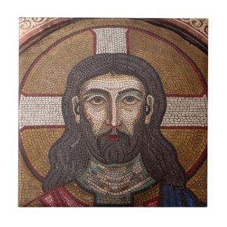 Carreau Mosaïque de Jésus