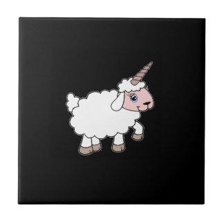 Carreau Moutons de licorne