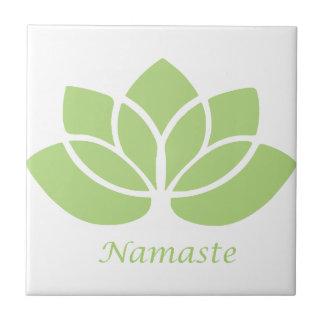Carreau Namaste Lotus