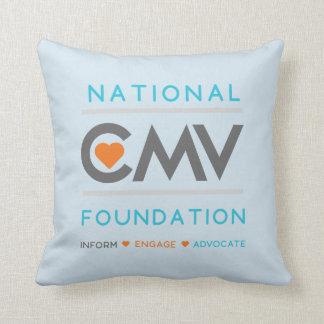 Carreau national de base de CMV Oreiller