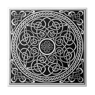 Carreau noeud celtique