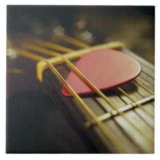Carreau Onglet de guitare