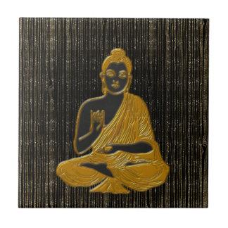 Carreau or Bouddha