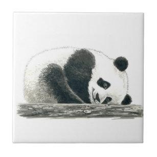 Carreau Ours Panda