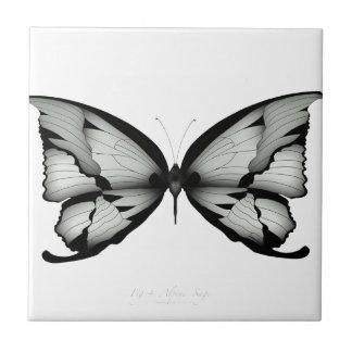 Carreau Papillon sage alpin
