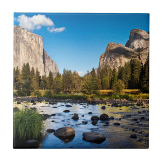 Carreau Parc national de Yosemite, la Californie