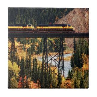 Carreau Parc national et conserve Etats-Unis Alaska de