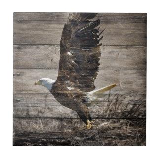 Carreau Pays occidental Etats-Unis patriotiques Eagle