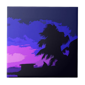 Carreau Paysage
