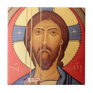Carreau Peinture de Jésus