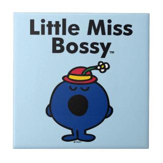 Carreau Petite petite Mlle Bossy de la Mlle | est si