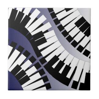 Carreau Petite tuile de piano