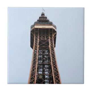 Carreau Photo de souvenir de tour de Blackpool