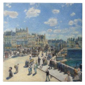 Carreau Pierre un Renoir | Pont Neuf, Paris