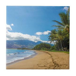 Carreau Plage en Hawaï