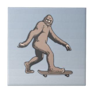 Carreau Planche à roulettes de Bigfoot