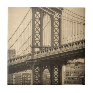 Carreau Pont de Manhattan