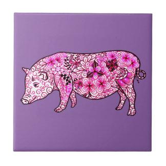 Carreau Porc 3